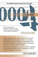 GRE 4000: The 4000 Words Essential for the GRE (Paperback)