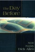 The Day Before: Poems (Hardback)