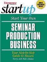 Start Your Own Seminar Production Business (Paperback)