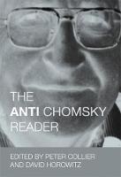 Anti Chomsky Reader (Paperback)