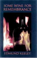 Some Wine for Remembrance (Paperback)