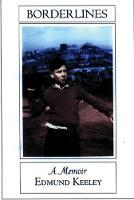 Borderlines: A Memoir (Paperback)