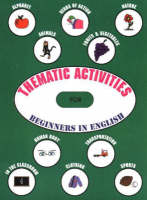 Thematic Activities: For Beginners in English (Paperback)