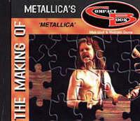 The Making of Metallica's Metallica (Paperback)