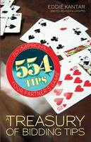 A Treasury of Bridge Tips: 554 Bidding Tips to Improve Your Partner's Game (Paperback)