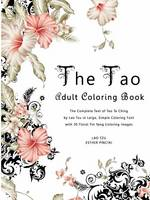The Tao Adult Coloring Book