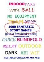 1000 Fantastic Scout Games! (Paperback)