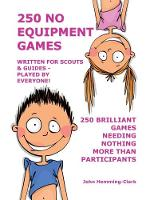 250 No Equipment Games (Paperback)