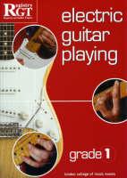 Electric Guitar Playing, Grade 1 (Paperback)