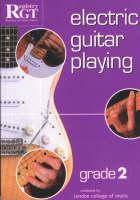 Electric Guitar Playing, Grade 2 (Paperback)