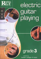 Electric Guitar Playing, Grade 3 (Paperback)
