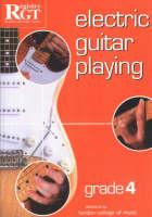 Electric Guitar Playing, Grade 4 (Paperback)