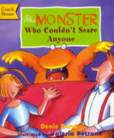 The Monster Who Couldn't Scare Anyone (Paperback)
