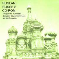 Ruslan Russe 2: Programme Multimedia De Russe (CD-ROM)