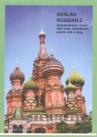 Ruslan Russian 2 Supplementary Reader with Audio CD 2013 (Paperback)