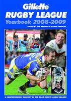 Gillette Rugby League Yearbook 2008-2009