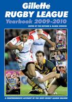 Gillette Rugby League Yearbook 2009 - 2010