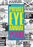 Private Eye Annual 2008 (Hardback)