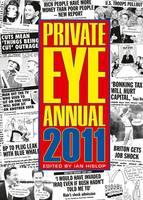 Private Eye Annual 2011 (Hardback)