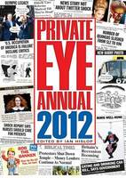 Private Eye Annual 2012 (Hardback)