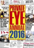 Private Eye Annual 2016 (Hardback)