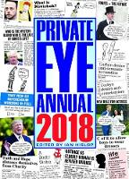 Private Eye Annual 2018