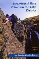 Scrambles & Easy Climbs in the Lake District (Paperback)