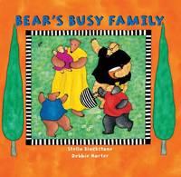 Bear's Busy Family (Hardback)