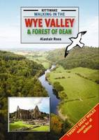 Walking in the Wye Valley and Forest of Dean (Paperback)