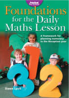 Foundations for the Daily Maths Lesson - Practical pre-school (Paperback)
