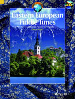 Eastern European Fiddle Tunes (Book)