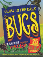 Bugs - Glow in the Dark Sticker Files S.
