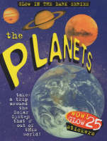 The Planets - Glow in the Dark Sticker Files S.