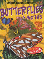 Butterflies and Moths - Glow in the Dark Sticker Files S. v. 5