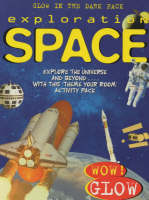 Glow in the Dark Exploration Space Pack: Theme Your Room Pack - Glow in the dark pack