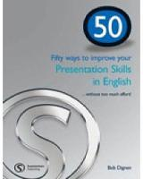 50 WAYS BRE PRESENTATION SKILLS IN ENGLISH SB (Paperback)