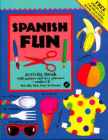 Spanish Fun: Language Learning Activity Pack - Language Activity S.