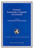 Nostratic: Examining a Linguistic Macrofamily - PAPERS IN HISTORICAL LINGUISTICS (Paperback)