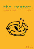 The Reater: #1 - The reater #1 (Paperback)