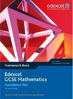 Edexcel GCSE Maths: Linear Foundation Homework book - EDEXCEL GCSE MATHS (Paperback)