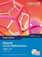 Edexcel GCSE Maths 2006: Linear Higher Student Book and Active Book with CDROM - EDEXCEL GCSE MATHS