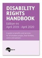 Disability Rights Handbook: April 2019 - April 2020