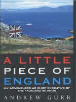 A Little Piece of England (Hardback)
