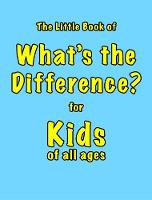 The Little Book of What's the Difference (Paperback)