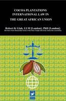 Cocoa Plantations Law (Hardback)