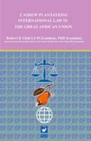 Cashew Plantations Law (Hardback)