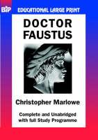 Doctor Faustus - BiP Educational Large Print S. (Paperback)