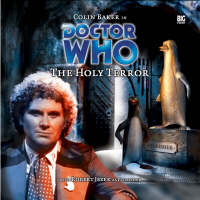 The Holy Terror - Doctor Who 14 (CD-Audio)