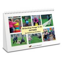 50 Exciting Things to Do Outside - 50 Exciting Things to Do (Spiral bound)
