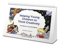 Helping Young Children Think Creatively - Helping Young Children (Spiral bound)